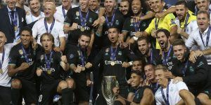 Real Madrid gana la Supercopa de Europa