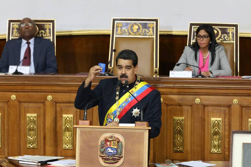Maduro no hablará ante el Consejo de Derechos Humanos de la ONU