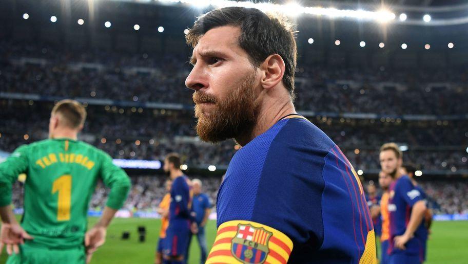 El humilde Burgos anunció a Lionel Messi como refuerzo