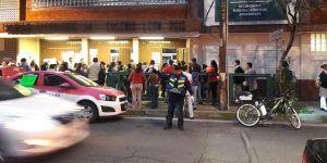 Cierran 19 escuelas en la Ciudad de México tras sismo