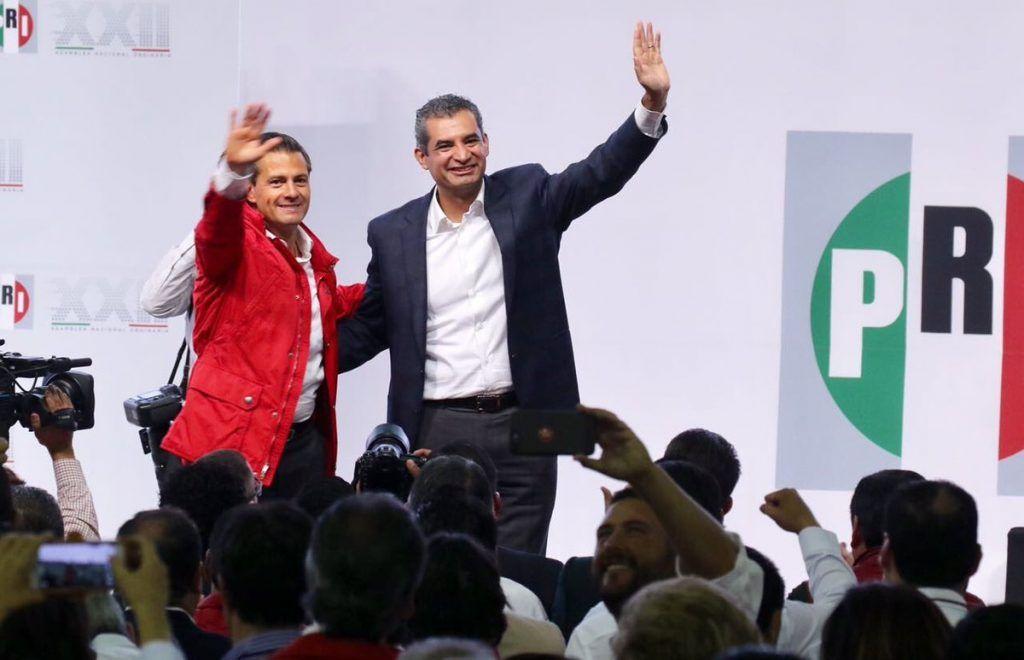 Meade ya confirmó asistencia a asamblea: Ruiz Massieu