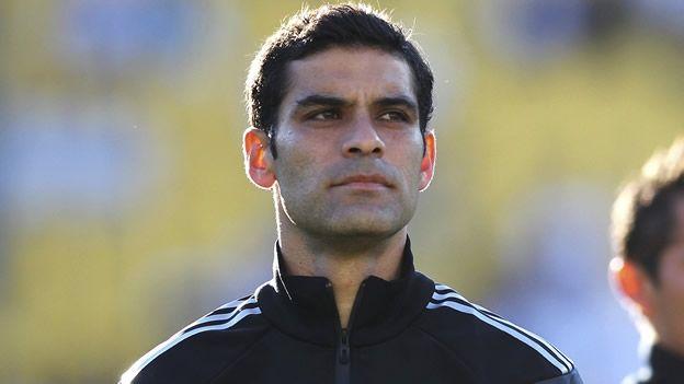 Rafa Márquez, ausente del entrenamiento de Atlas