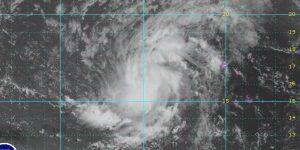 Se forma tormenta Irma en el Atlántico