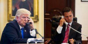 En llamada telefónica EPN no cedió ante presiones de Trump: Washington Post