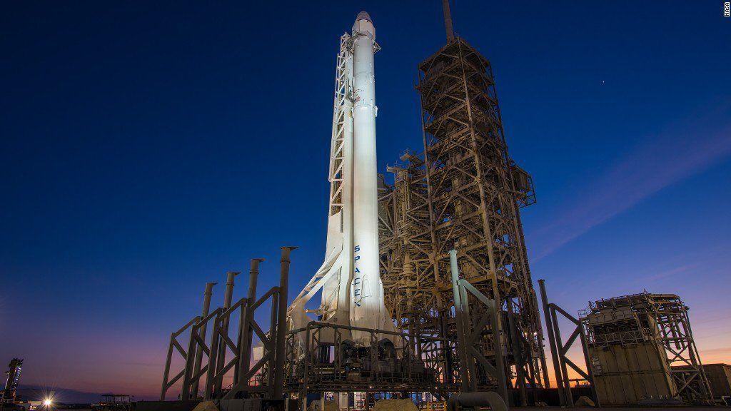 Elon Musk está dispuesto a colonizar Marte para el 2022