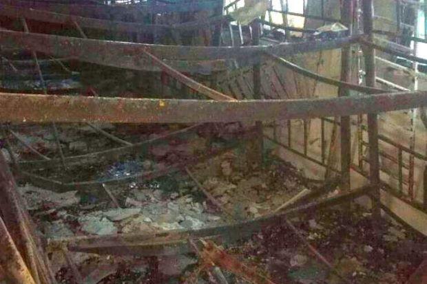 25 muertos en un incendio en una escuela religiosa de Malasia