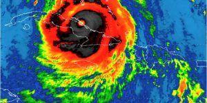 Huracán Irma recupera la categoría 5