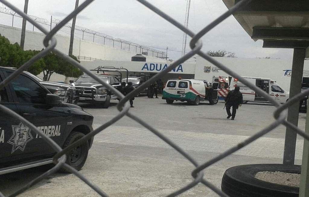 Riña en penal de Zacatecas deja un muerto y 9 lesionados