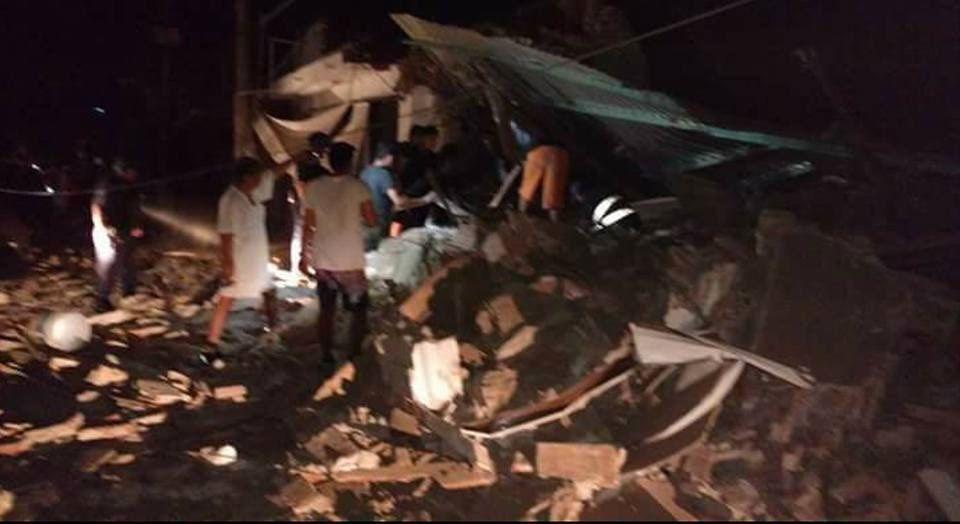 Sismo deja tres personas muertas en Chiapas