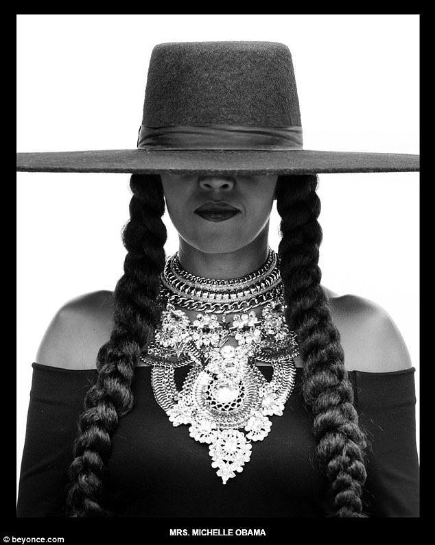 Michelle Obama celebra cumpleaños de Beyoncé vestida como ella