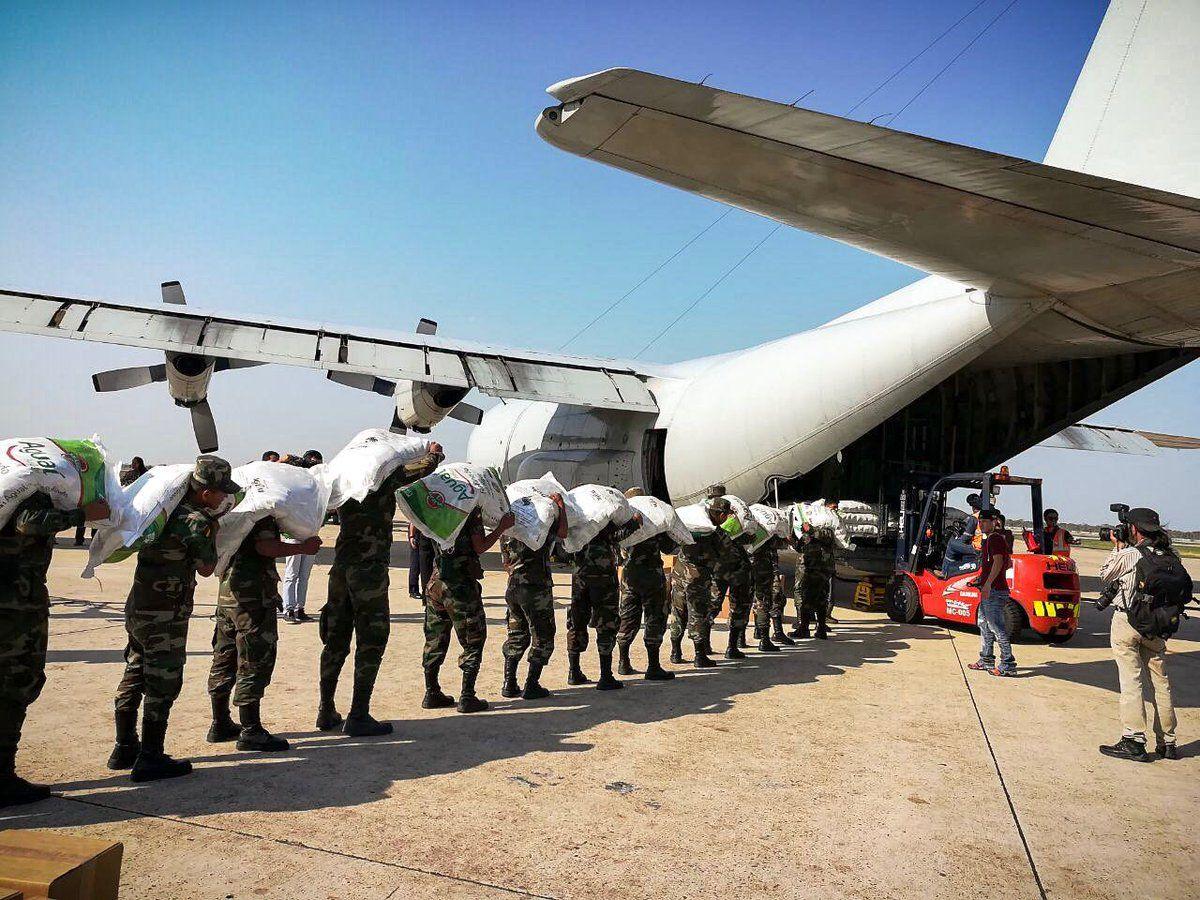 Bolivia enviará 11 toneladas de ayuda humanitaria a México