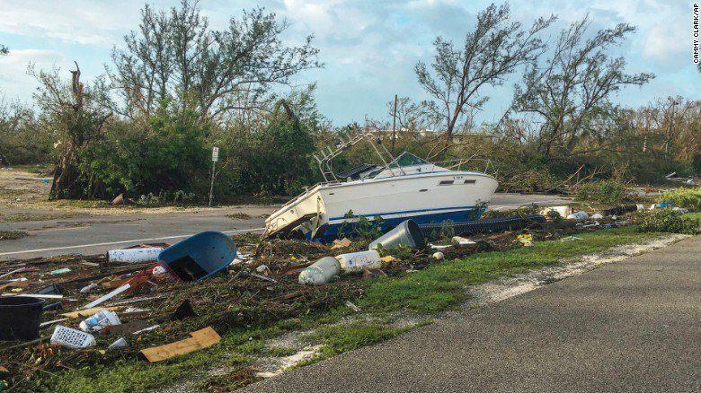Irma se debilita a depresión tropical