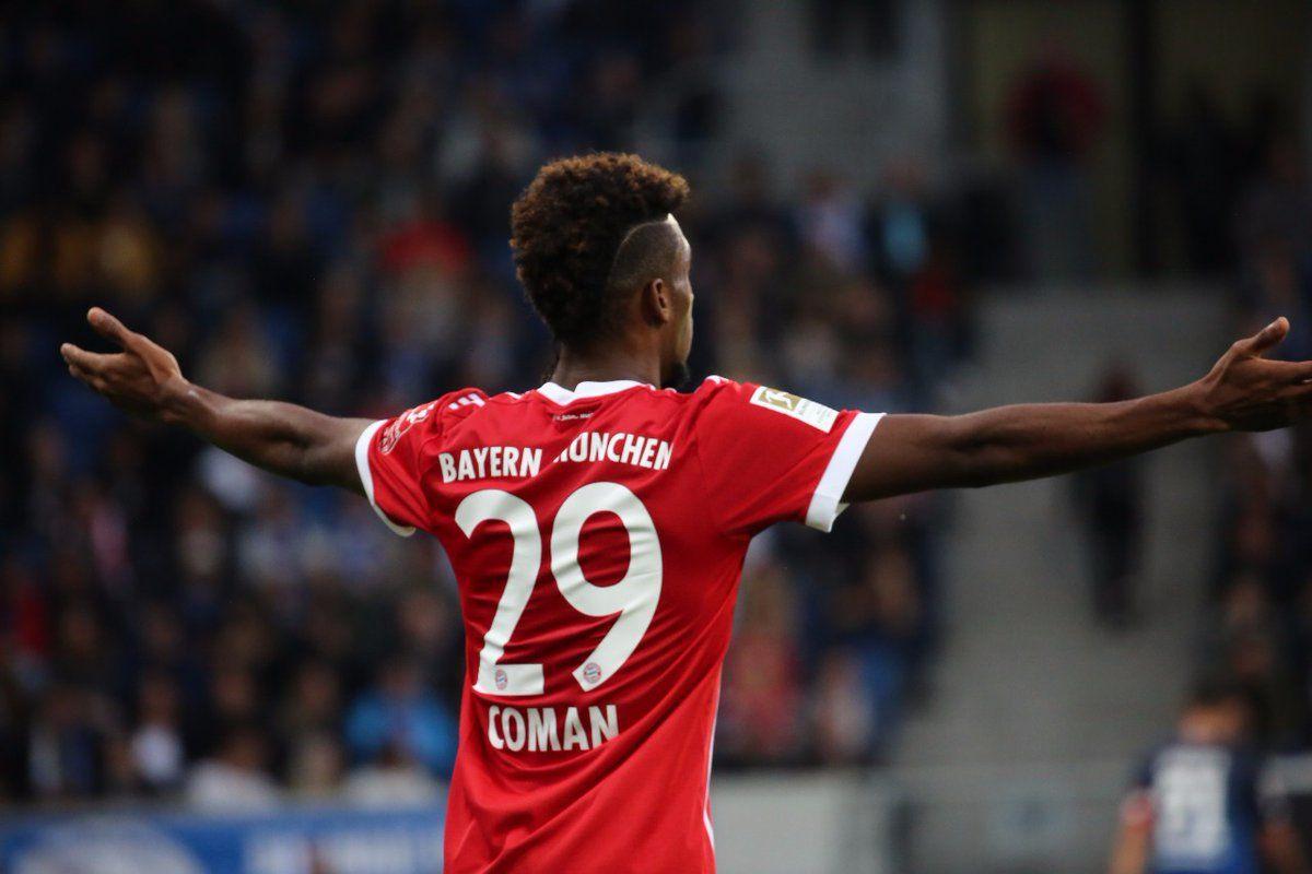 Kingsley Coman fue condenado por violencia conyugal contra su expareja — Bayern Múnich