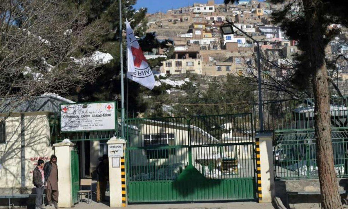 Matan a tiros trabajadora de Cruz Roja en Afganistán