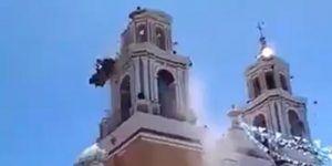 cupula iglesia cholula