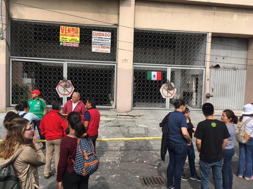 El Deportivo Benito Juárez alberga a damnificados por el sismo
