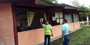 Revisan escuelas en Guerrero tras sismo