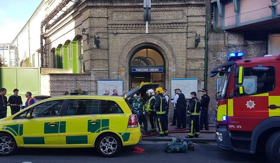 Explosión en el metro de Londres deja 22 muertos