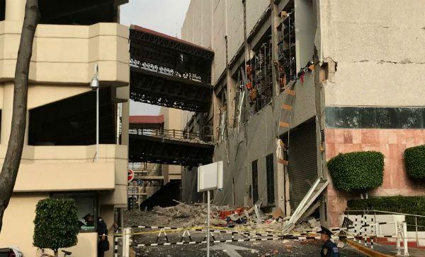 ¿Qué sucederá con Galerías Coapa luego de resultar dañada por el sismo?