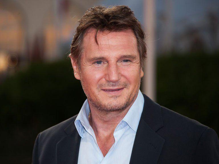 Liam Neeson se Jubila de las Películas de Acción