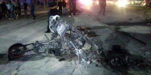 Intentan linchar a dos presuntos asaltantes en Ecatepec