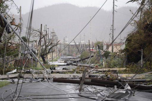 Saqueos en establecimientos afectados por María en Puerto Rico