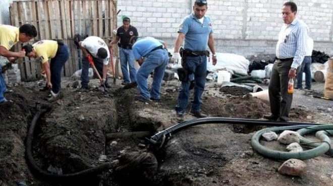 Huachicoleros siguen ganando la batalla; imponen récord de perforaciones en 2017