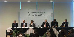 Fundación Carlos Slim junta más de dos mil mdp para afectados por sismos