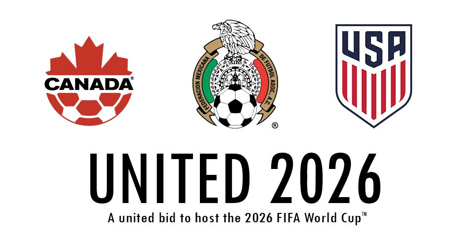 Anuncian posibles sedes para el Mundial del 2026