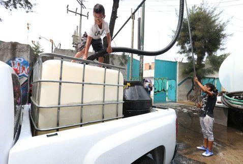 Sacmex: regular el servicio de agua tomará otras 3 semanas