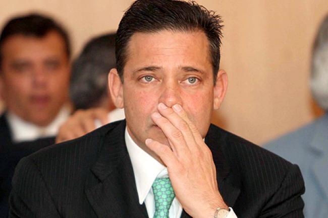 Detienen a Eugenio Hernández, ex gobernador de Tamaulipas, por lavado de dinero