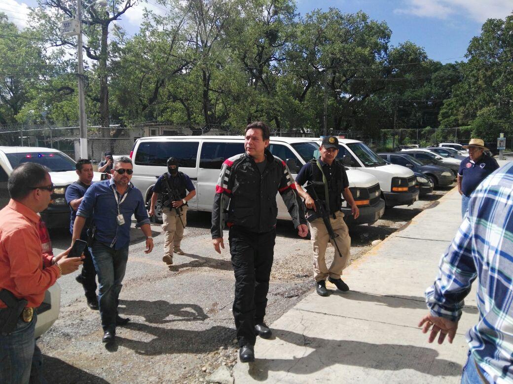 Juez congela extradición de Eugenio Hernández