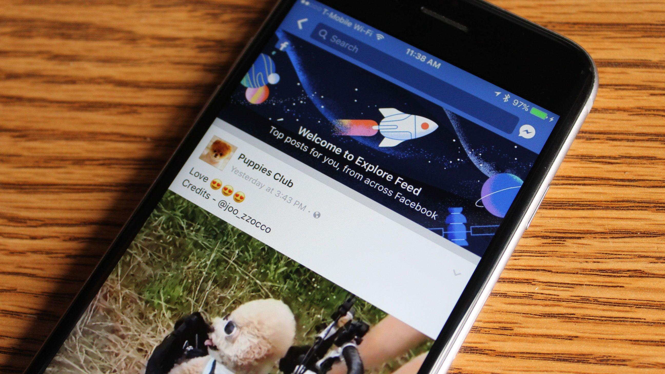 La nueva sección que usarás en Facebook — Explorar