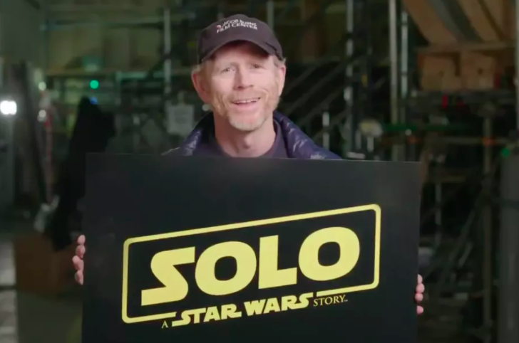 Revelan el nombre de la película de Han Solo — Star Wars