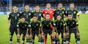 México empata frente a Irak en debut del Mundial Sub 17