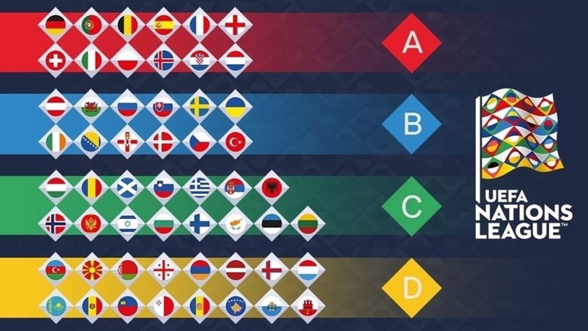En 2018: la UEFA pondrá en marcha la Liga de Naciones