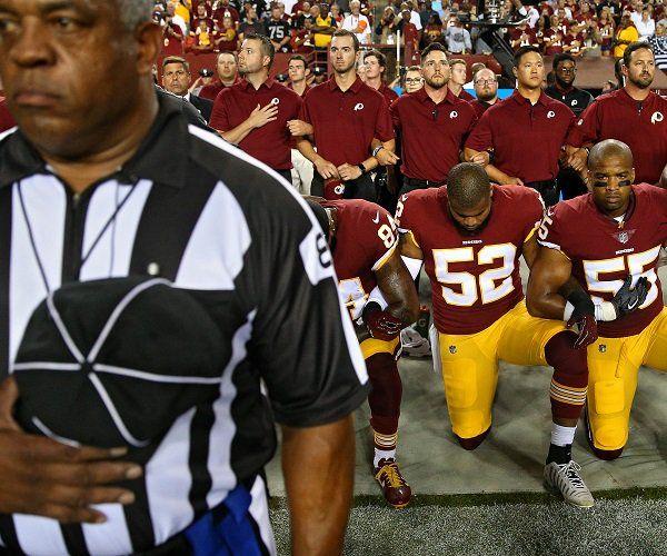 Donald Trump explota contra la NFL