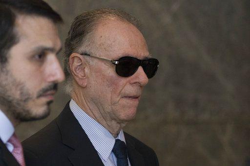 Detienen por corrupción al presidente del Comité Olímpico brasileño