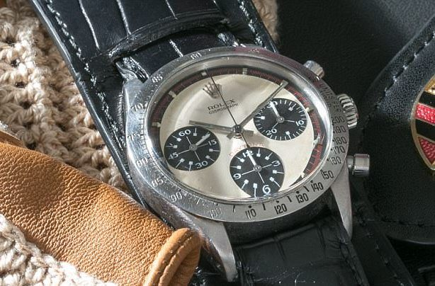 Subastan Rolex de Paul Newman por $17.8 millones — Récord