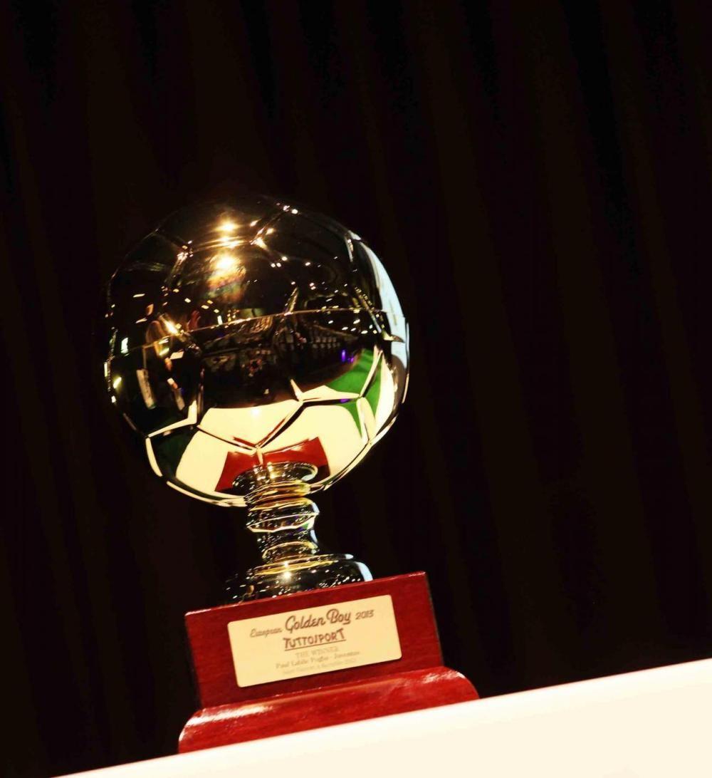 Mbappé ganó el 'Golden Boy'