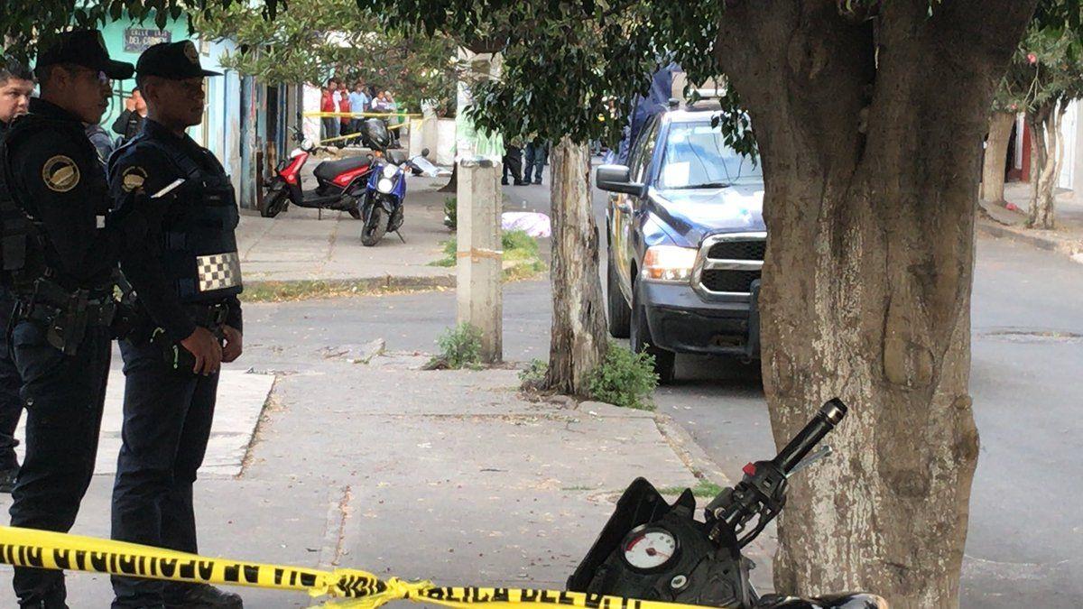 Confirma SSP dos muertos y un herido por balacera en Tláhuac
