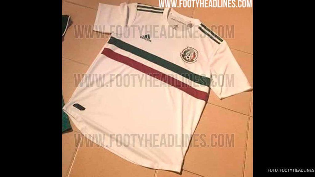 El uniforme estará a la venta en verde y blanco. Aún se desconoce el color  del tercer uniforme. b3b4c6e28c4c8