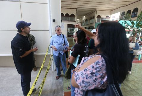 Detenido en SEIDO intenta suicidarse